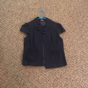 "Short sleeve ""jacket"""